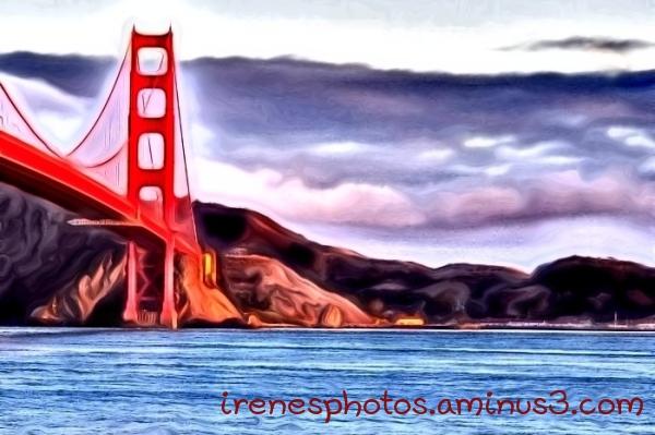 Golden Gate Bridge on 09.29.2018