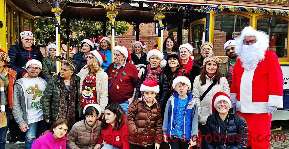 Christmas Carolling 2018