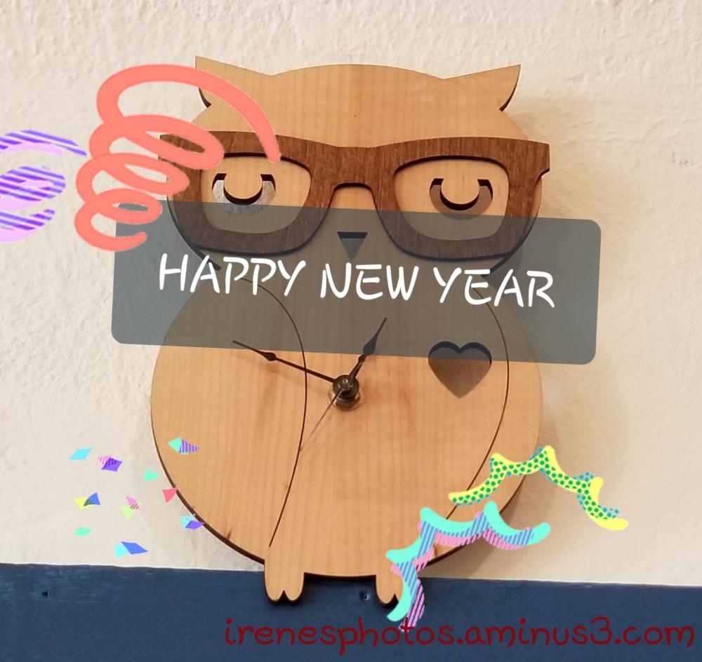 Happy New Year - 2019 & Happy ST