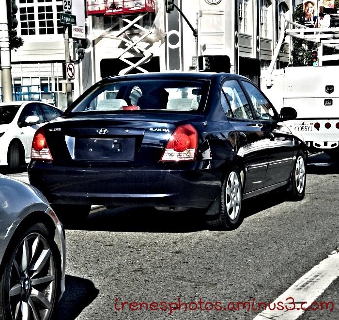 No License Plate