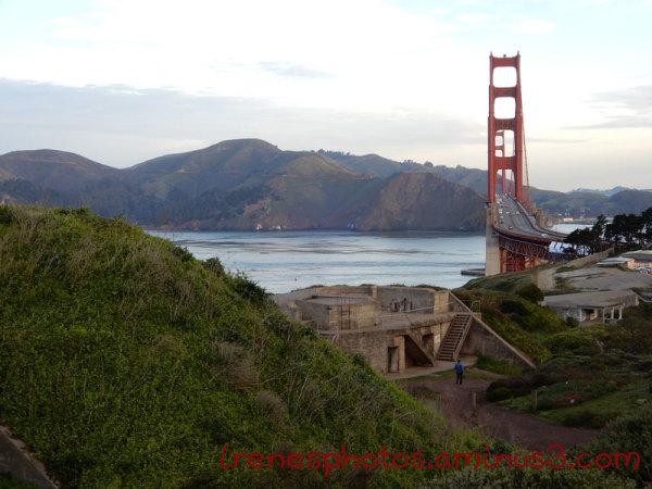 Golden Gate Bridge on 02.23.19