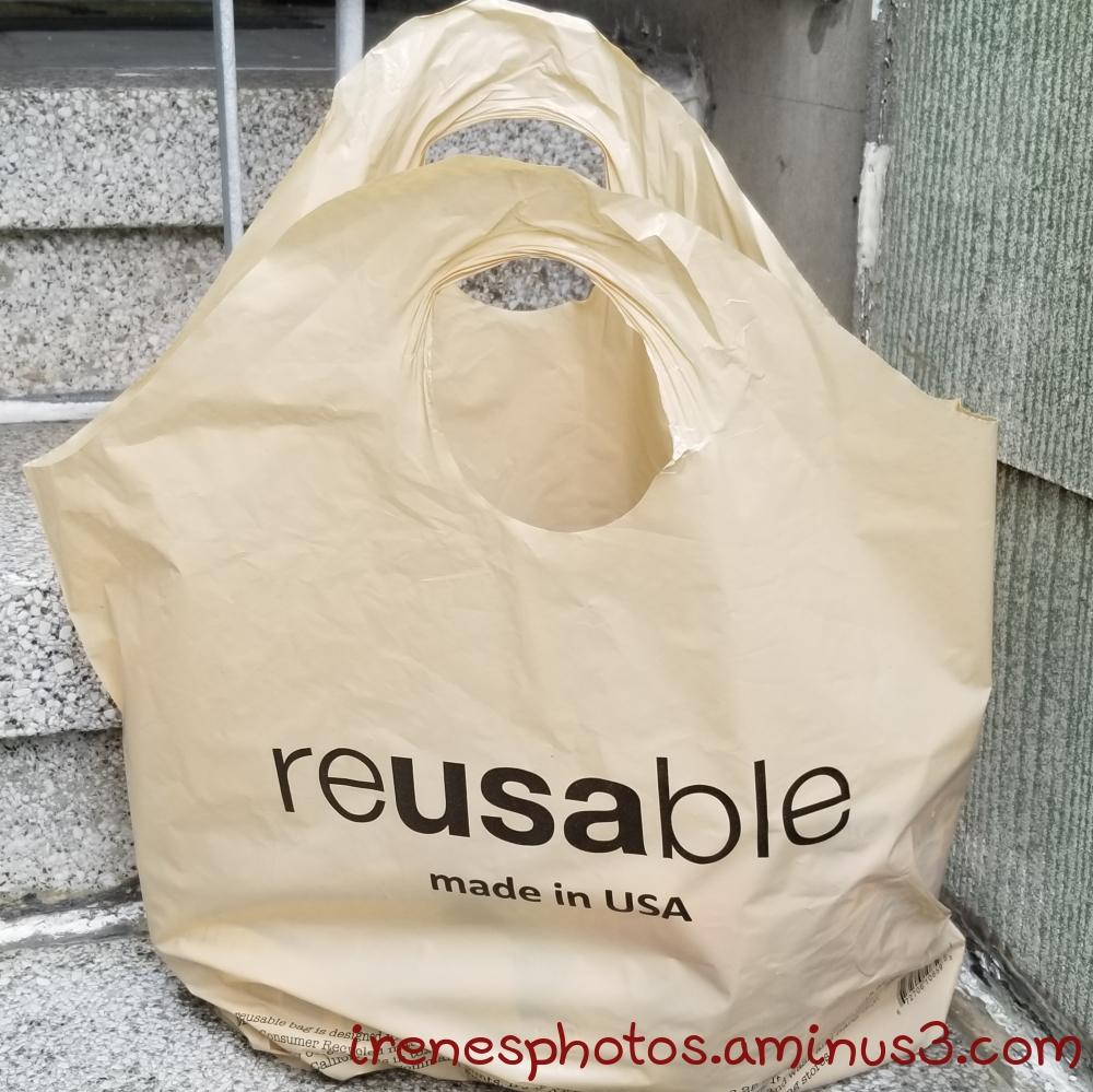 ST - Reusable Bag