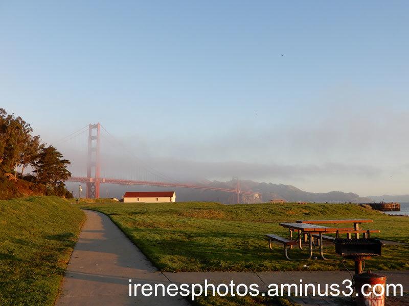 Golden Gate Bridge on 09.14.2019