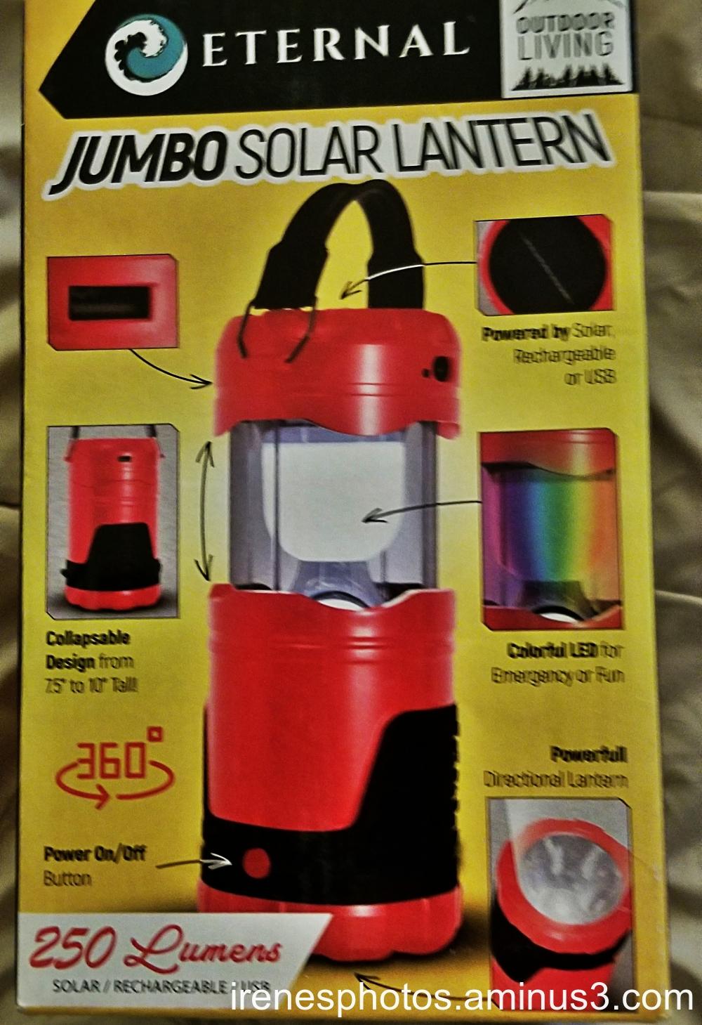 Need a Lantern?