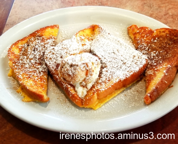 French Toast on 10.08.2019
