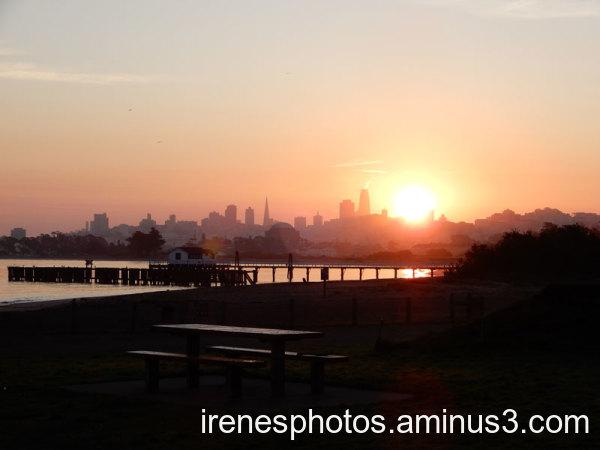 Sunrise on 10.29.2019