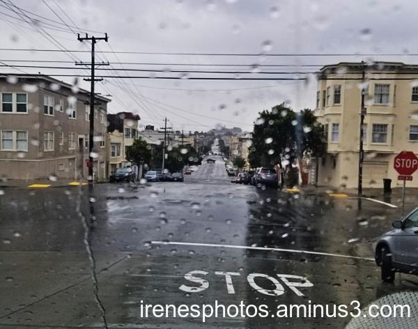 Rain on 12.18.2019