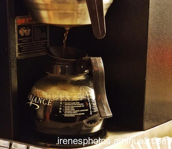 Ah, Coffee Made