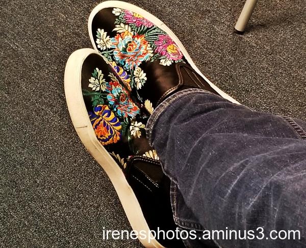 ST -- Shoes