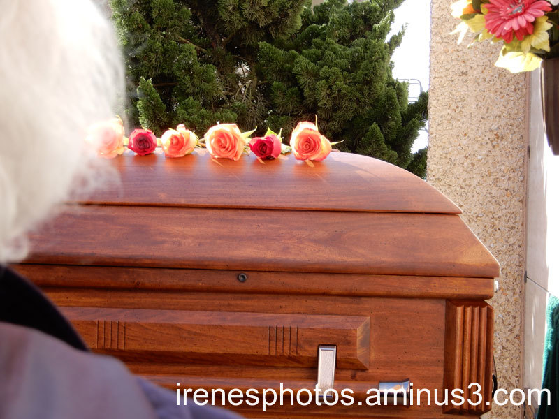 Funeral on 01.03.20