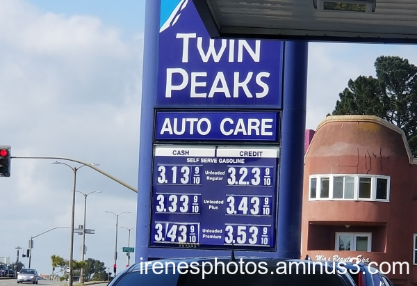 Gas for Car