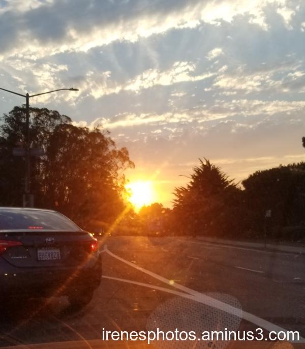 Sunrise on 08.18.2020