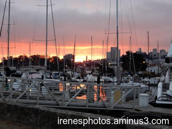 Sunrise on 10.10.2020