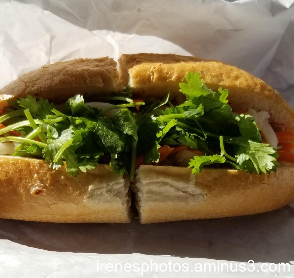 Sandwich on 11.27.2020