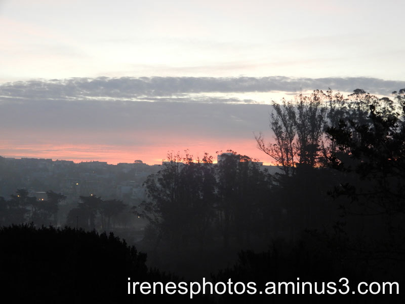 Sunrise @ Inspiration Point