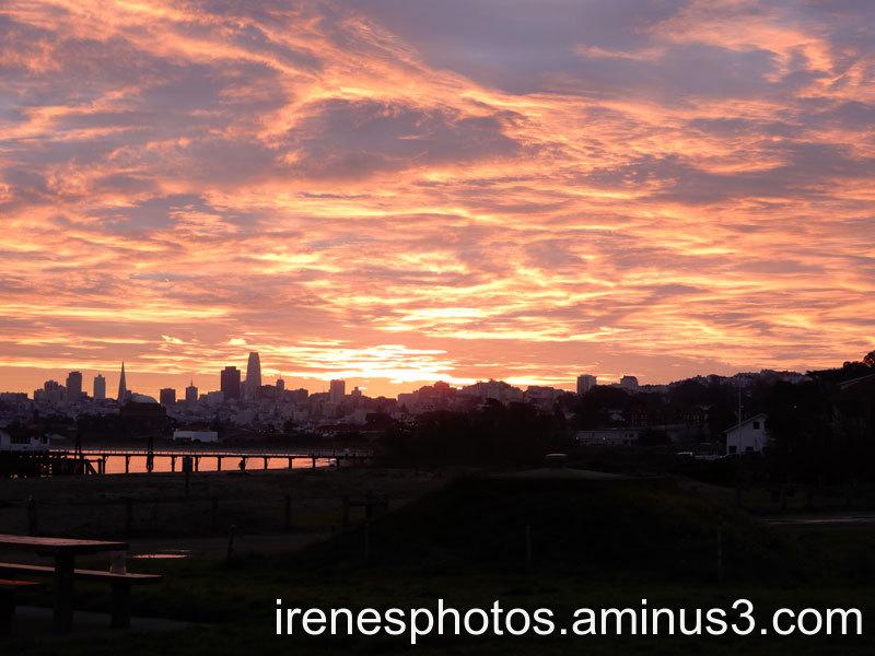 Sunrise on 01.30.2021