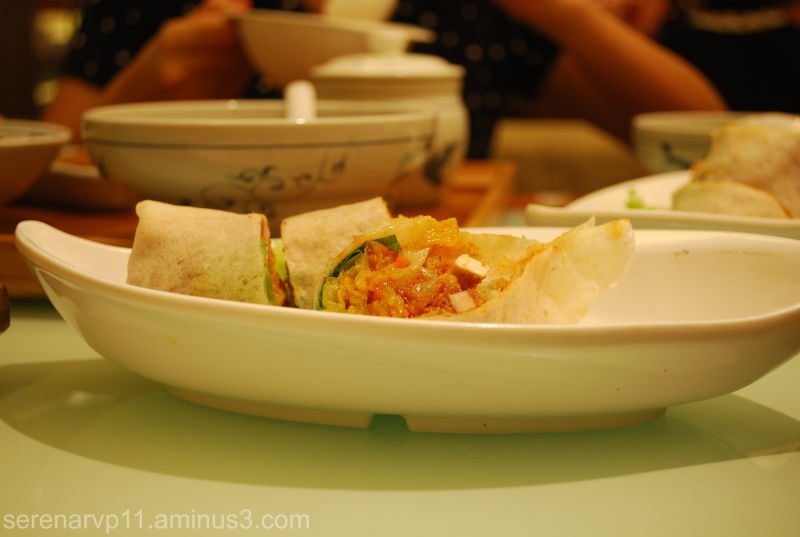 Taiwanese Wrap