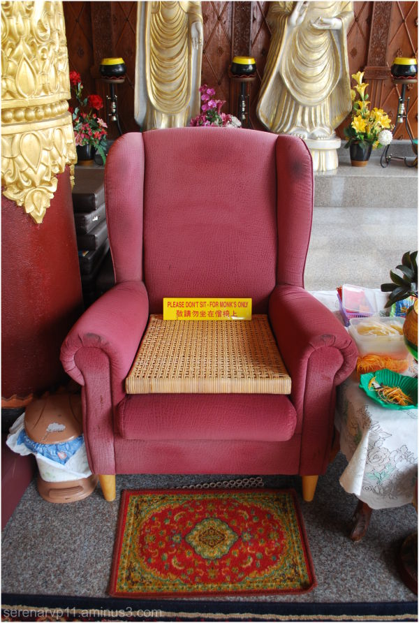 Monk's Chair