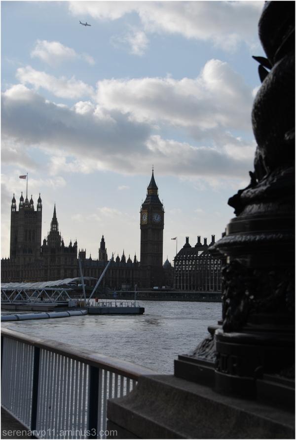 Big Ben from afar