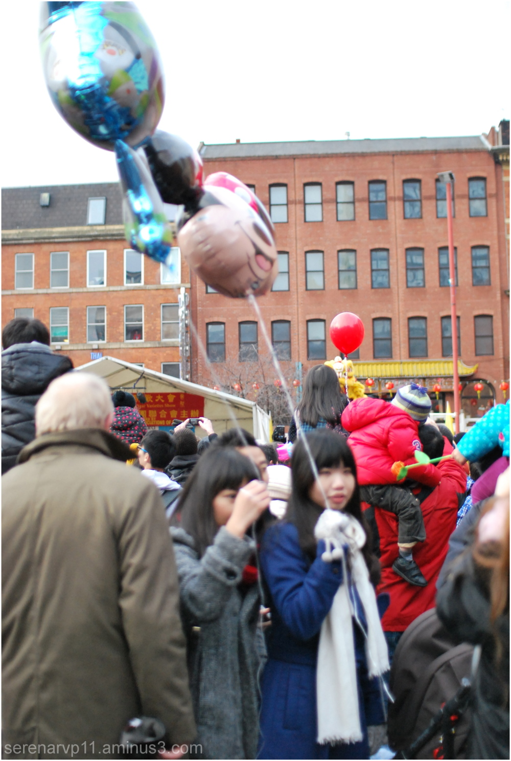 Chinese New Year in Manchester ii