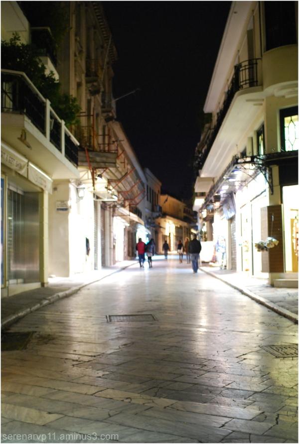 A night stroll