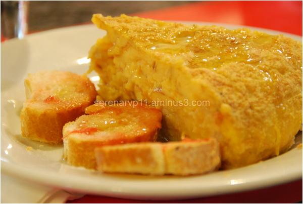 Potato Omelet