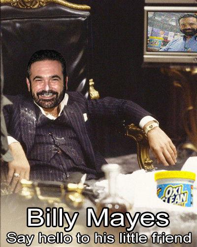 Billy Mayes