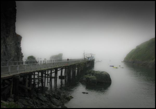 Pier at Trinidad