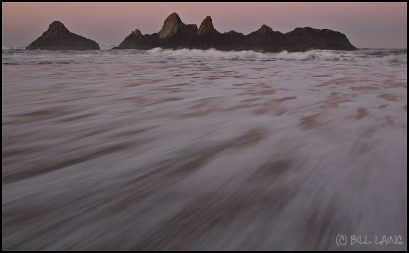Seal Rock Tide