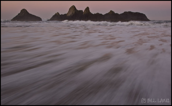 Seal Rock Tide