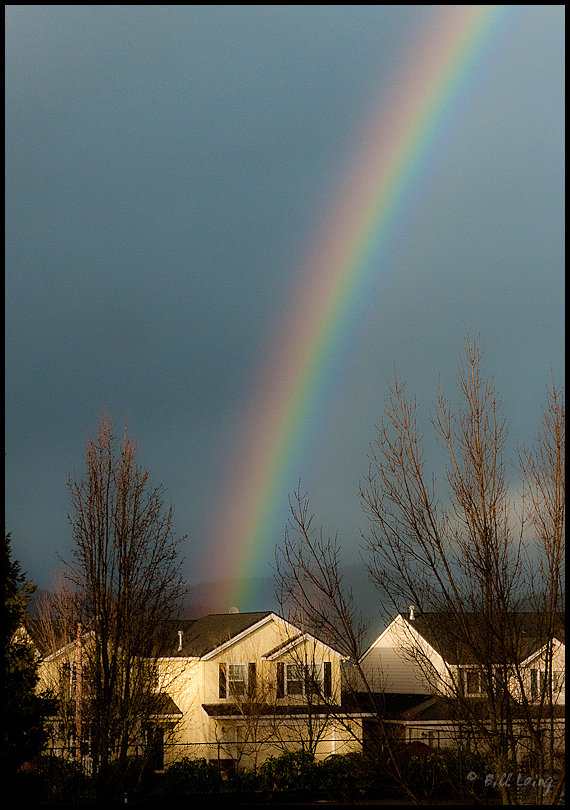 Excuse Me, While I Look for the Pot of Gold