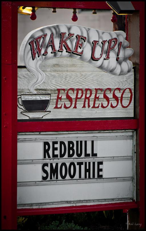 RedBull Smoothie