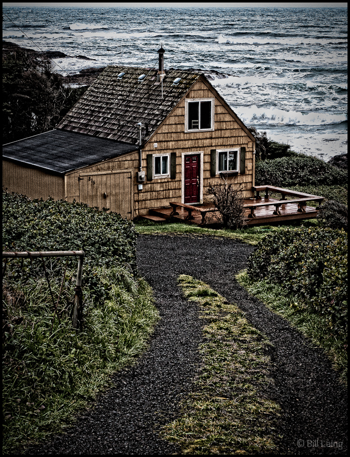 Cottage on the Coast