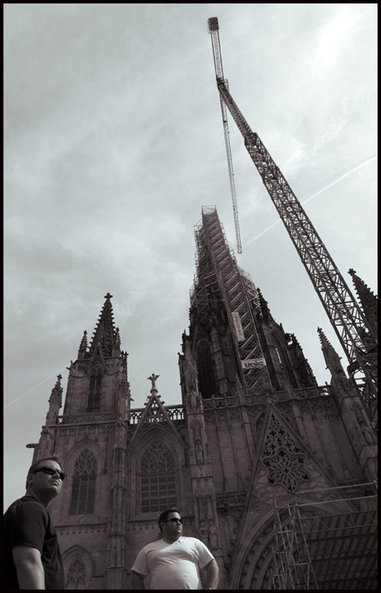 mauro brando 2 mans  barcelona 2009
