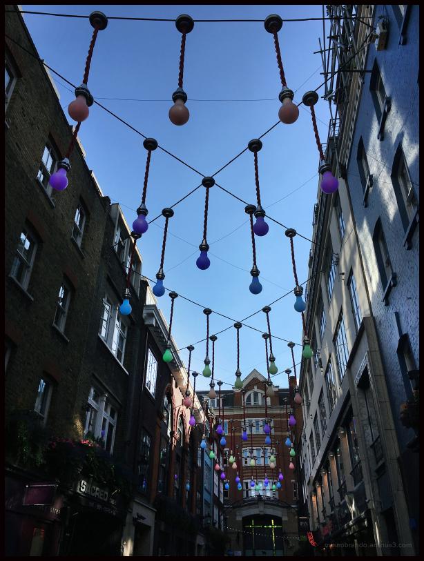 Soho & Carnaby Street, how many histories!