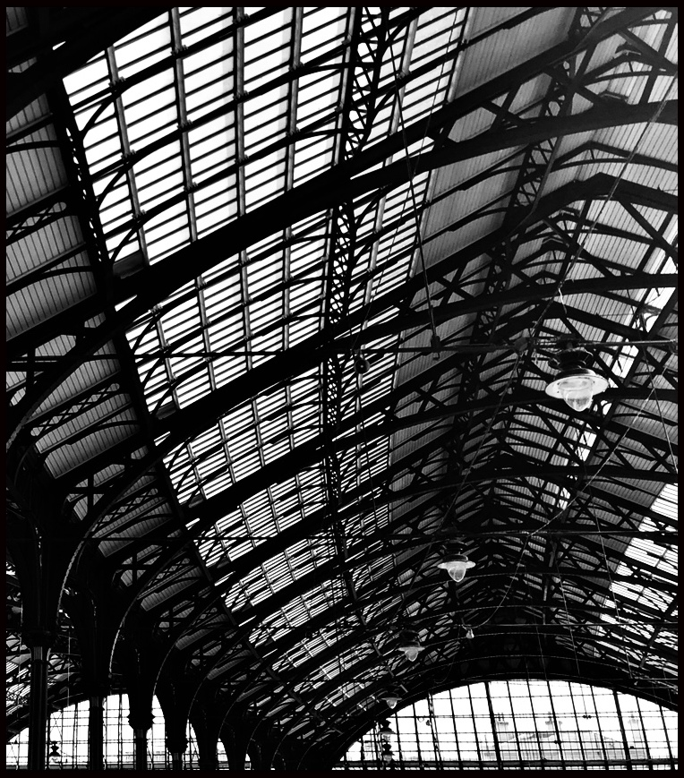 Brighton's train station