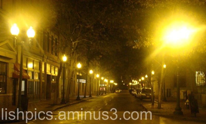 Capitol St @ Night