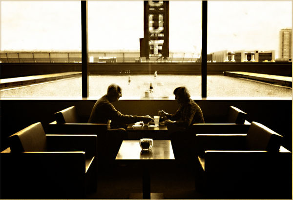 . dinner for two at the guthrie theater