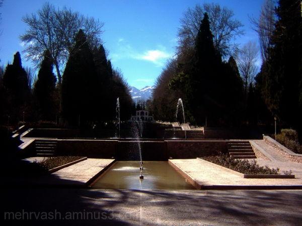 Iranian garden