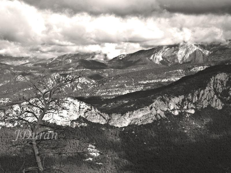 Serra dels Tossals (Bergadà, Catalunya)