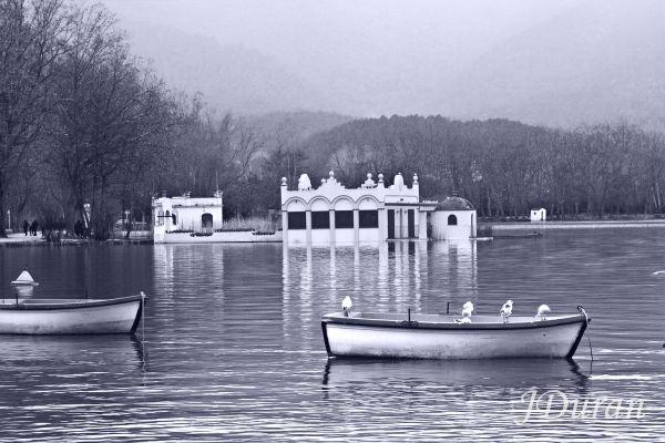 Banyoles lake (Girona, Spain)