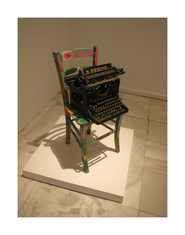 Contemporary Museum - Madrid