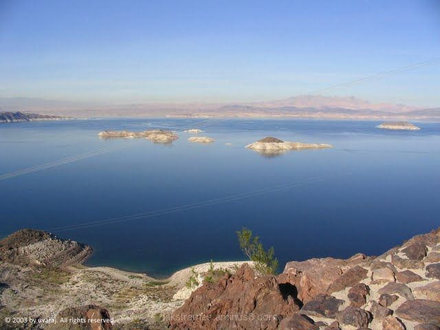 man made lake