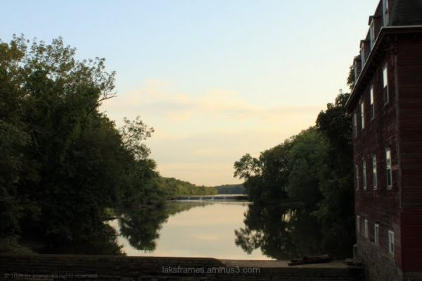 lake carnegie