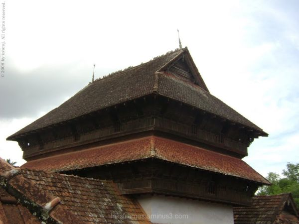 Padmanabhapuram palace IV of  V