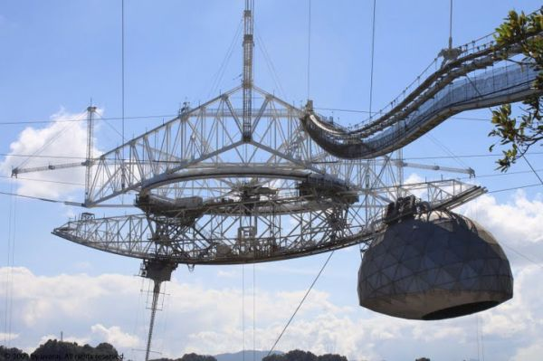 arecibo observatory radio telescope puerto rico