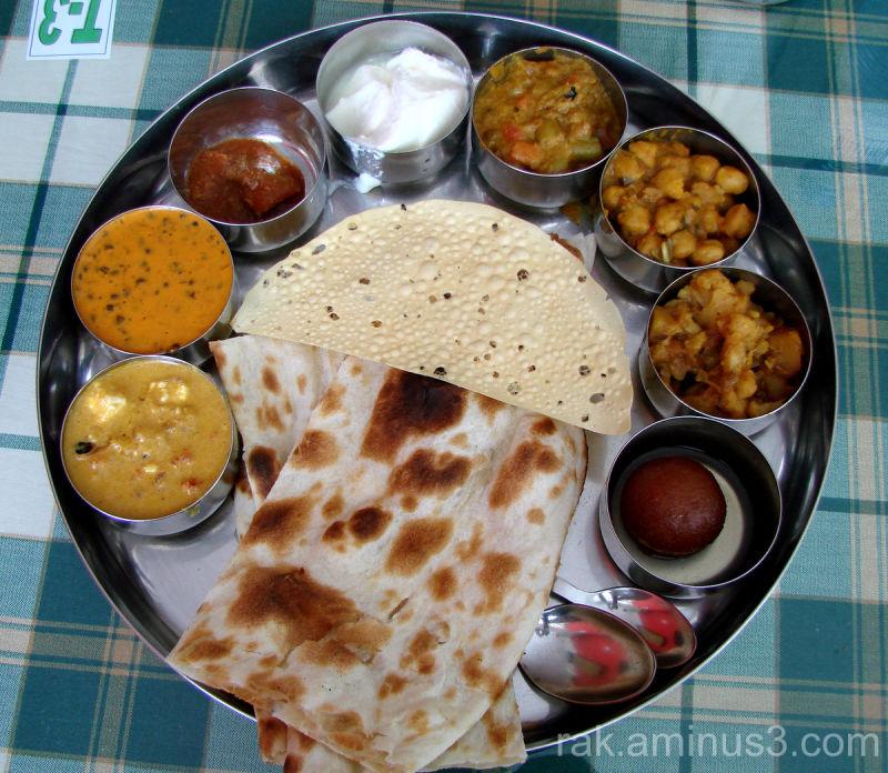 Pure Veg Thali