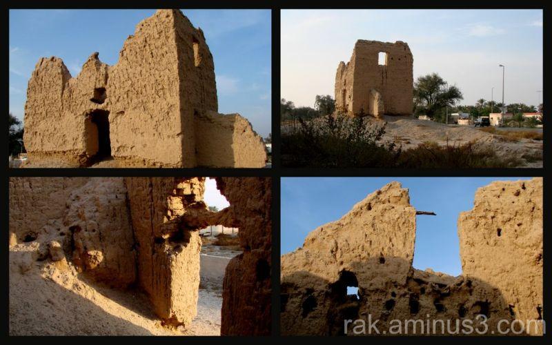 Ras Al Khaimah Al Faslayn ruins