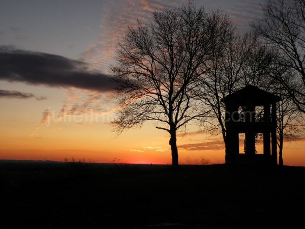 Sunset at the Indian Tower