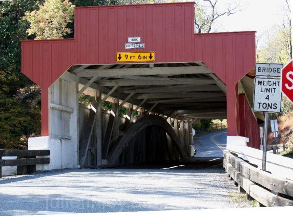 End of Bridges series!